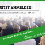 4. Augsburger Maklerkongress - noch 2 Wochen - jetzt Ihren Platz sichern