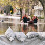 Flutopfer: Nur noch mit Versicherung