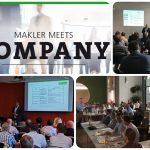 MAKLER-MEETS-COMPANY – WIR SAGEN DANKE