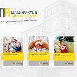 Manufaktur Augsburg GmbH – wichtige Bausteine in den Premiumtarifen der Sachversicherung weiterentwickelt