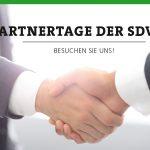 Jetzt schnell sein: Die Partnertage der SDV AG beginnen schon bald!