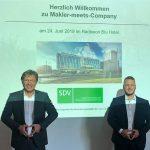 MAKLER-MEETS-COMPANY – RÜCKBLICK ZWEITER VERANSTALTUNGSBLOCK 2019