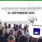 AXA KONZERN AG - IHR ANSPRECHPARTNER AM 5. AUGSBURGER MAKLERKONGRESS