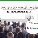 Canada Life - Ihr Ansprechpartner am 5. Augsburger Maklerkongress