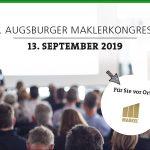 MARKEL - IHR ANSPRECHPARTNER AM 5. AUGSBURGER MAKLERKONGRESS