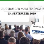 Europa - Ihr Ansprechpartner am 5. Augsburger Maklerkongress