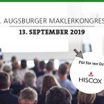 Hiscox - Ihr Ansprechpartner am 5. Augsburger Maklerkongress