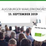 DIE NV-VERSICHERUNG - IHR ANSPRECHPARTNER AM 5. AUGSBURGER MAKLERKONGRESS