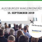 Standard Life - Ihr Ansprechpartner am 5. Augsburger Maklerkongress