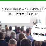 HELVETIA - IHR ANSPRECHPARNTER AM 5. AUGSBURGER MAKLERKONGRESS
