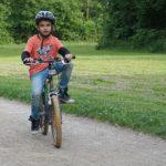 Haftung für Unfallfolgen für minderjährige Radfahrer laut Gericht durchaus möglich
