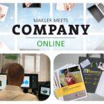 MAKLER-MEETS-COMPANY 2020: ONLINE! – RÜCKBLICK ZWEITER VERANSTALTUNGSBLOCK UND VORAUSSCHAU